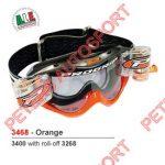 veiligheid-brillen-progrip-3468-oranje MET ROLLOFF